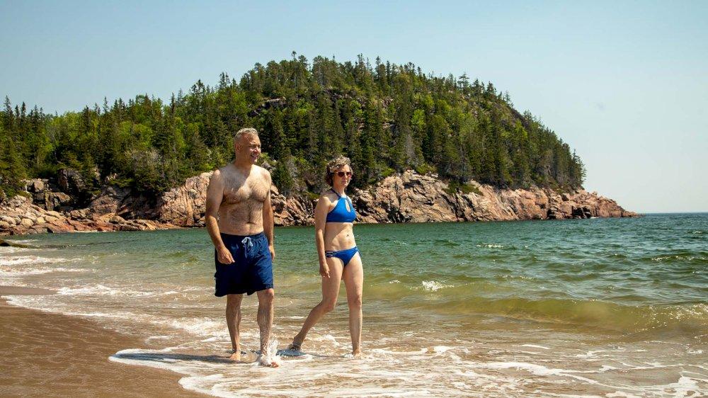 Black Brook Beach – Cape Breton Highlands National Park