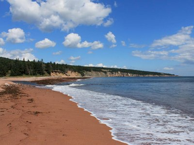 Broad Cove Beach – Cape Breton Highlands National Park
