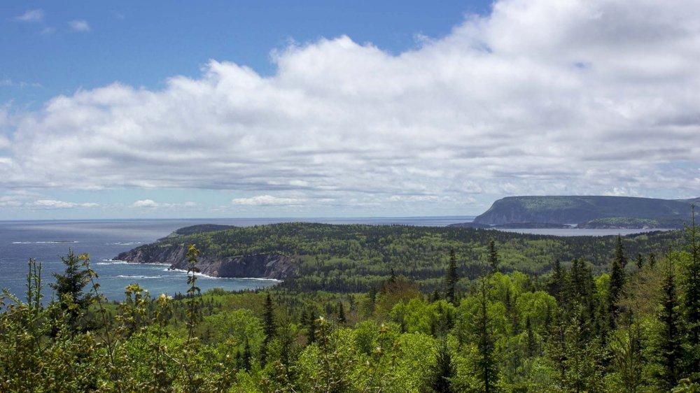 Branch Pond Look-off Trail – Cape Breton Highlands National Park