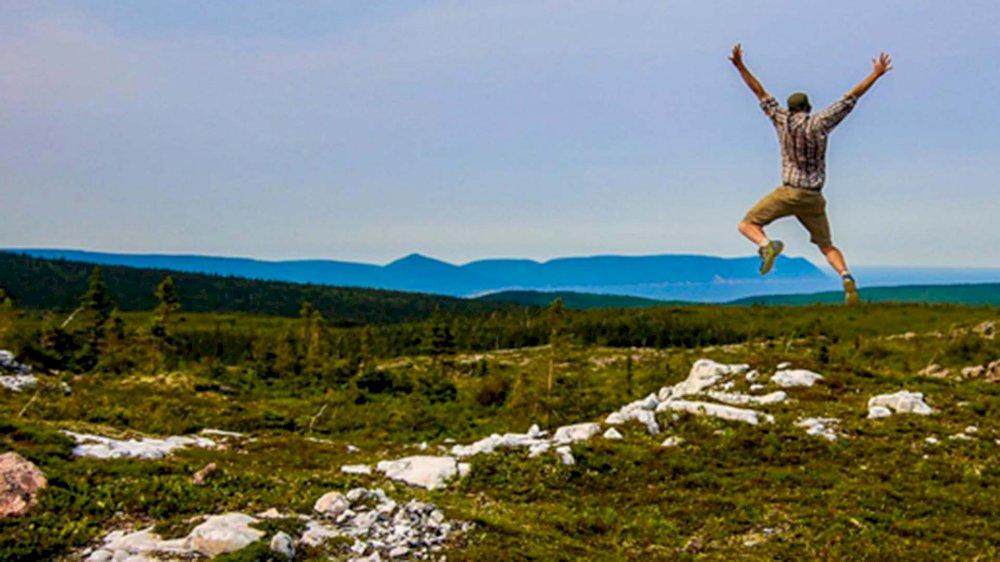 Mica Hill Trail – Cape Breton Highlands National Park