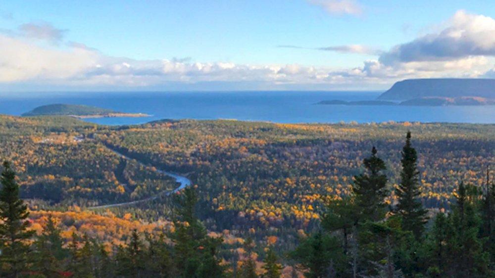Broad Cove Mountain Trail – Cape Breton Highlands National Park