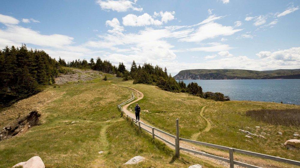 Middle Head Trail – Cape Breton Highlands National Park