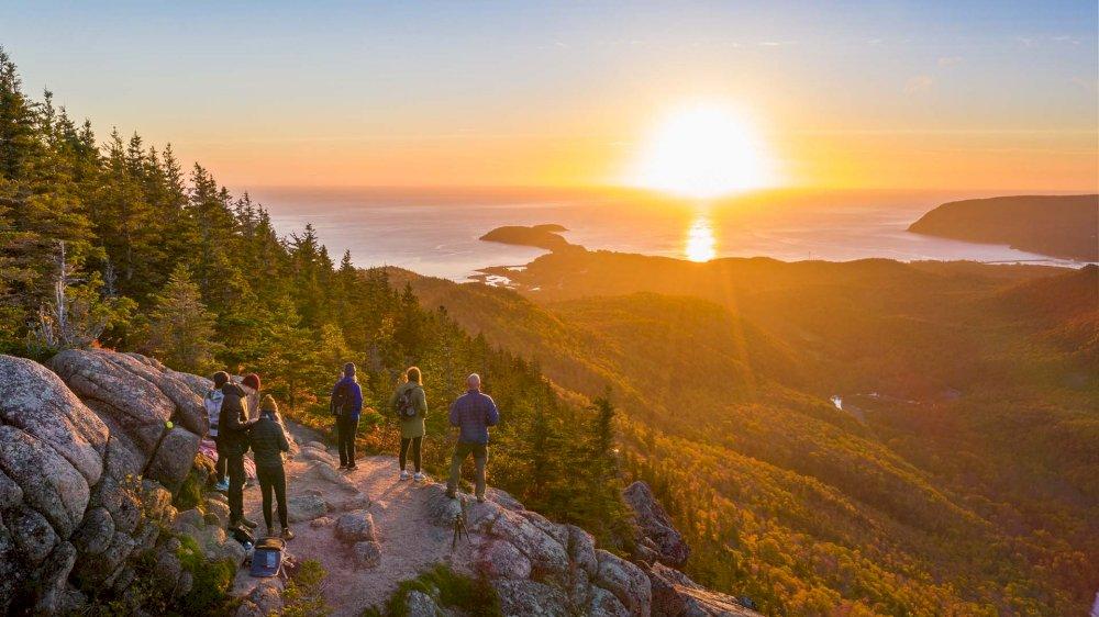 Franey Trail – Cape Breton Highlands National Park