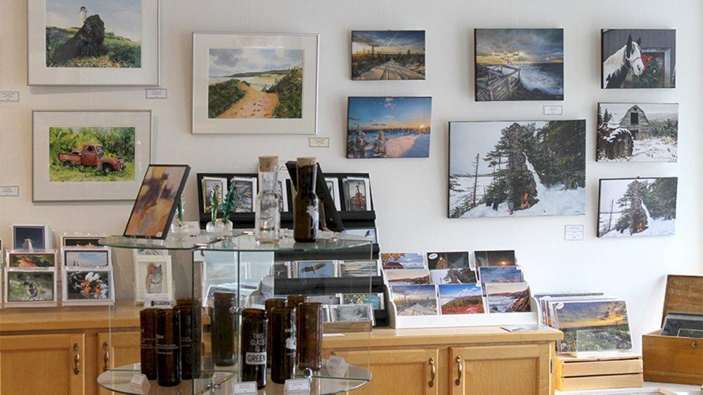 Victoria County Creates – Studio & Gallery