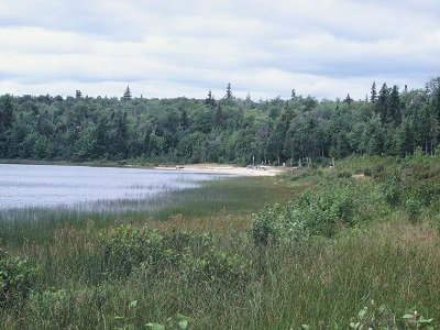 Dalem Lake Provincial Park