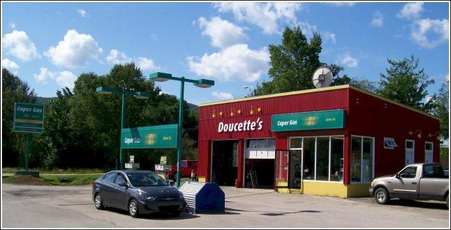 Doucette's Caper Gas Service Station