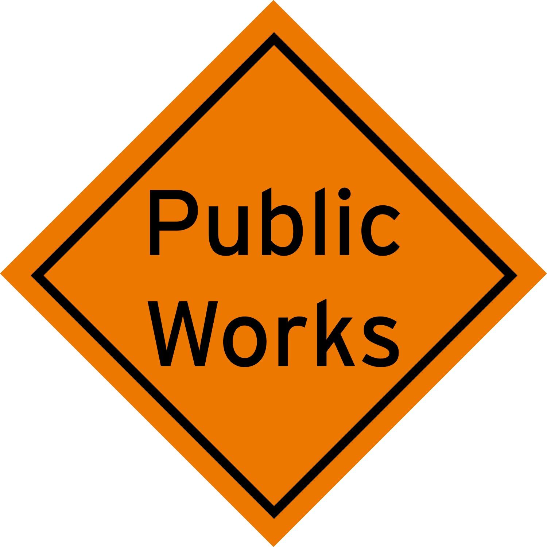 Update: Public Works Department