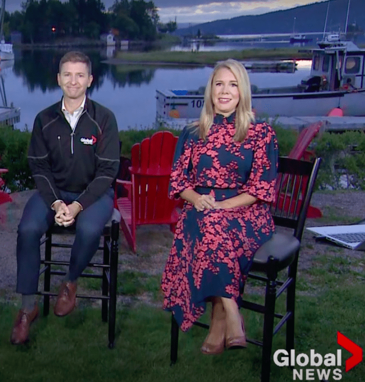 Global News Broadcasts from Baddeck – Sept. 9, 2021